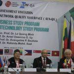 Dua Program Studi Fakultas Pertanian Mendapat Visitasi AUN QA